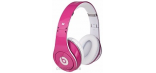 MONSTER BEATS BY DR. DRE STUDIO - PINK/WHITE
