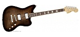 FENDER SELECT CARVED MAPLE TOP JAZZMASTER HH RW TWILIGHT BURST