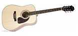 EPIPHONE DR-220S SOLID TOP ACOUSTIC NATURAL