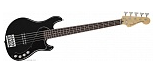 FENDER DELUXE DIMENSION BASS V RW BLK