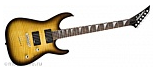 JACKSON JS32RT DINKY TOBACO BURST W/GB