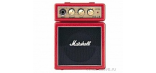 MARSHALL MS-2R-E MICRO AMP (RED)