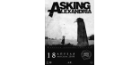 БИЛЕТ НА КОНЦЕРТ КОМАНДЫ ASKING ALEXANDRIA В КЛУБ YOTASPACE 18 АПРЕЛЯ