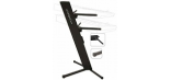 ULTIMATE SUPPORT AX-48B KEYBOARD STAND