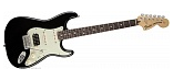 FENDER DELUXE LONE STAR STRATOCASTER RW BLK