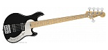 FENDER AMERICAN DELUXE DIMENSION BASS V HH MN BLK