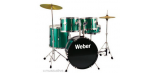 WEBER BABYKIT LIGHT GREEN