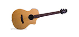 LINE 6 VARIAX 300 ACOUSTIC STEEL GUITAR NATURAL