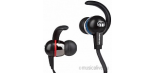 MONSTER ISPORT IMMERSION IN-EAR HEADPHONES WITH CONTROLTALK (BLACK)