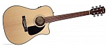 FENDER CD-100CE DREADNOUGHT NATURAL