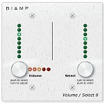 BIAMP VOLUME/SELECT 8