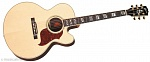 Электроакустическая гитара GIBSON J-185 ANTIQUE NATURAL