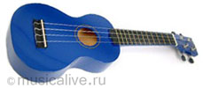 Укулеле SPREAD MUSIC SM S-211A BL