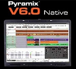 MERGING TECHNOLOGIES PYRAMIX 6 NATIVE