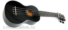 Укулеле SPREAD MUSIC SM S-211A BK