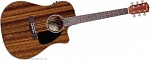 FENDER CD-60CE ALL MAHOGANY DREADNOUGHT NATURAL