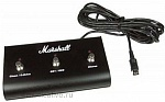 MARSHALL PEDL00014 TRIPLE FOOTSWITCH WITH STATUS LEDS - (PED803)