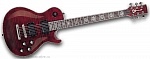 CHARVEL DS1-ST TRANS RED