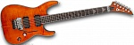 CHARVEL DESOLATION 2014 SOLOIST DX-1 FR TRANSPARENT MARIGOLD