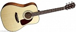 FENDER CD-140S-12 - DREADNOUGHT NATURAL