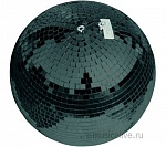EUROLITE MIRROR BALL 10 CM BLACK