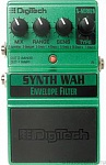DIGITECH XSW SYNTH WAH ENVELOPE FILTER