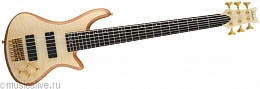 Бас-гитара SCHECTER STILETTO CUSTOM-6 NAT