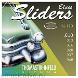 THOMASTIK SL110 BLUES SLIDERS