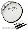 Бас барабаны BASIX JUNIOR BASS DRUM 22х7