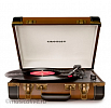 CROSLEY EXECUTIVE DELUXE BROWN & BLACK
