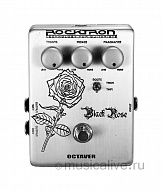 ROCKTRON BLACK ROSE OCTAVER