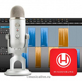 Blue Yeti Podcaster