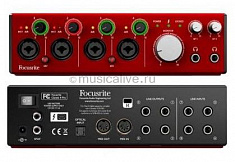 FOCUSRITE CLARETTE 4RE THUNDERBOLT