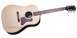 Электроакустическая гитара GIBSON J-29 ROSEWOOD ANTIQUE NATURAL