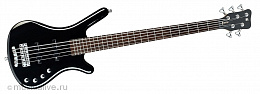 ROCKBASS CORVETTE BASIC 5 ACTIVE NIRVANA BLACK HIGHPOLISH
