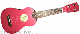 Укулеле SPREAD MUSIC SM S-211A RD