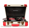 CROSLEY EXECUTIVE DELUXE RED & WHITE