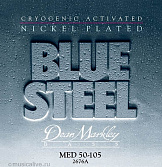DEAN MARKLEY 2676A 4-Stg MED BLUE STEEL NPS