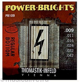 THOMASTIK PB109 POWER-BRIGHTS REGULAR BOTTOM