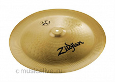 ZILDJIAN 18 PLANET Z CHINA
