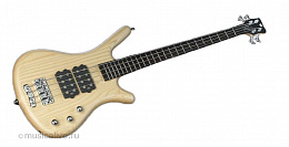 Бас-гитара ROCKBASS CORVETTE $$ NATURAL SATIN