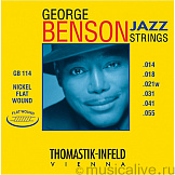 THOMASTIK GB114 GEORGE BENSON JAZZ