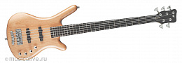 Бас-гитара ROCKBASS CORVETTE BASIC 5 ACTIVE NATURAL SATIN