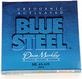 DEAN MARKLEY 2674 4-Stg ML BLUE STEEL
