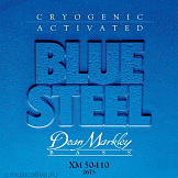 DEAN MARKLEY 2675 4-Stg XM BLUE STEEL