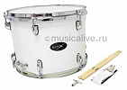 Бас барабаны BASIX MARCHING TENOR DRUM 14х10 С ПАЛОЧКАМИ